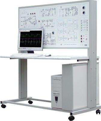 Стенд позволяет проводить следующие лабораторные работы.  Лабораторный стенд предназначен для изучения основ...